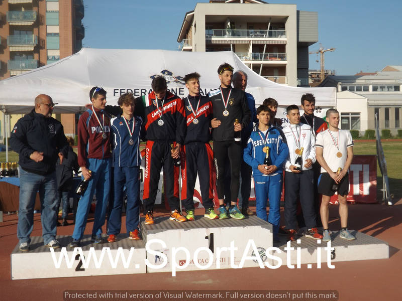 Campionati Italiani Triathlon e Tetrathlon 2017 - Asti-8