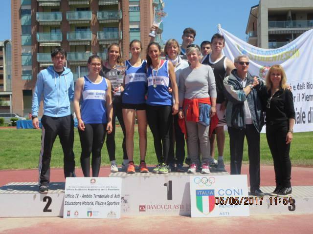 Campionati Studenteschi Atletica 2017 Scuole Superiori-44