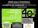 La New Asti Skating festeggia i 40 anni con uno speciale Gran Galà Nazionale ''La Notte dei Campioni''
