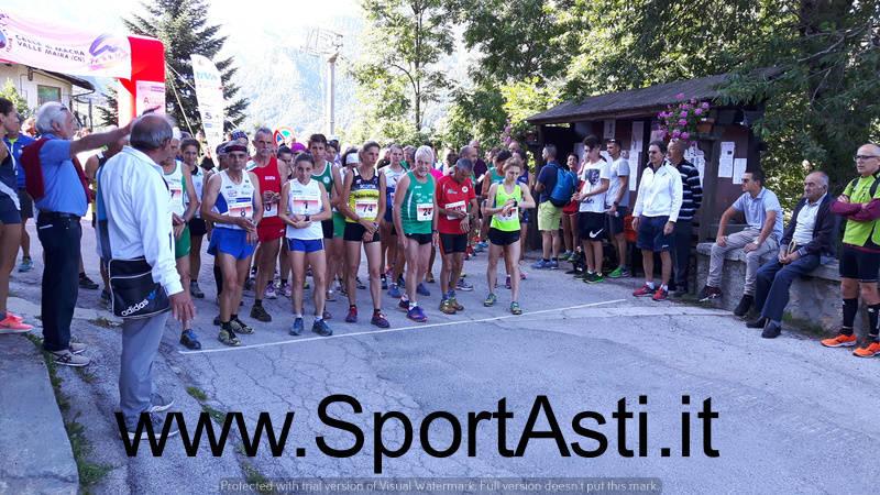 Staffetta Corsa Montagna 2017 Celle di Macra
