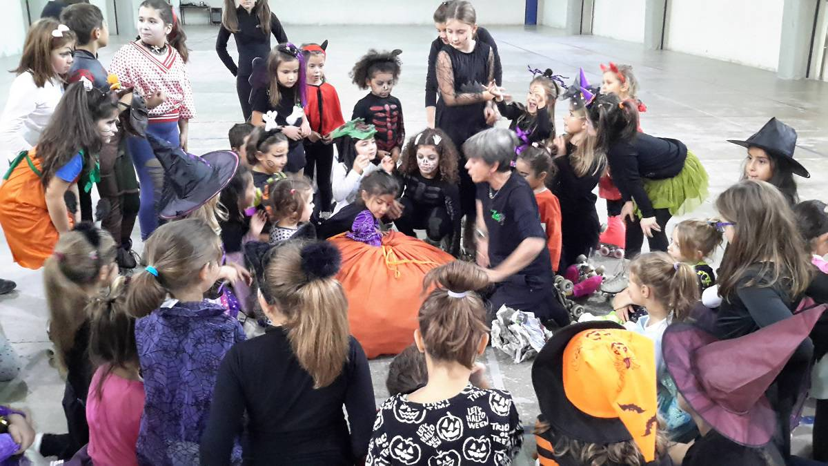 halloween new asti skating