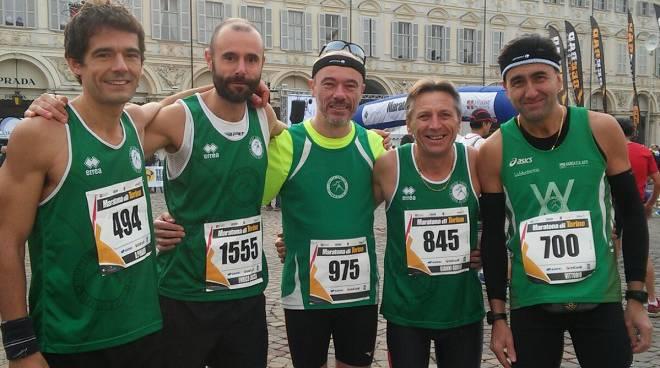 maratona di torino alfieri