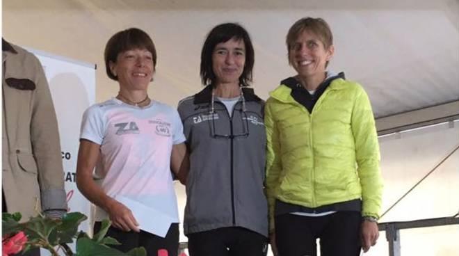 podio femminile montiglio
