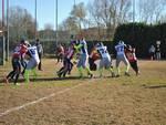 Alfieri Asti - Seamen Milano under 16 Football Americano
