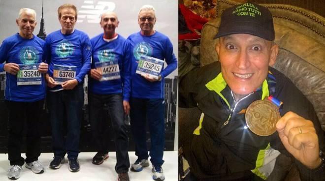 astigiani maratona new york 2017
