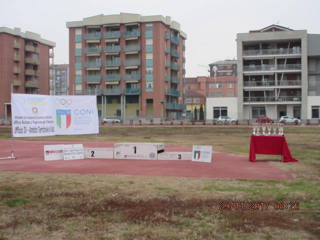 Campionati Studenteschi Corsa Campestre 2017