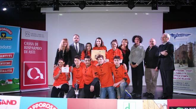 scuola media sacchetti montechiaro vincente bowling 2017