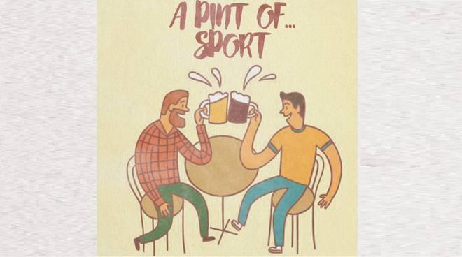 a pint of sport