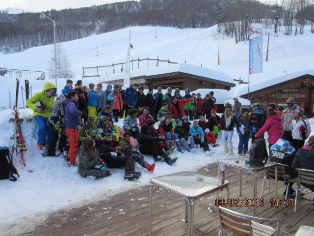 CS Sci Alpino e Snowboard SS II Grado