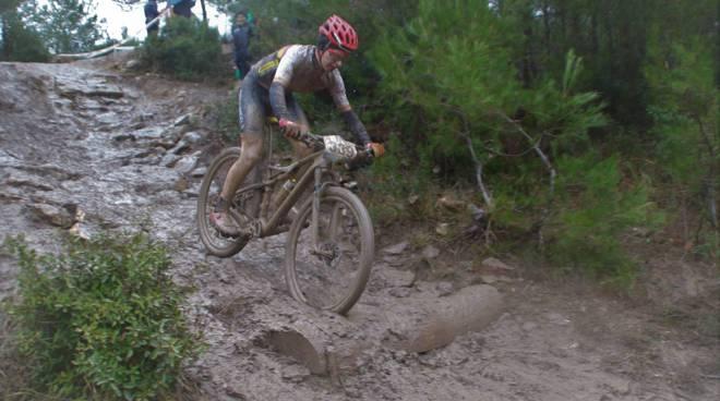 Atleti Mad Wheels alla LAIGUEGLIA MTB CLASSIC