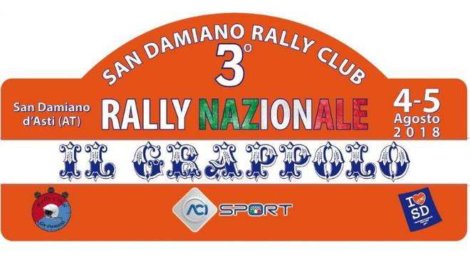 logo rally il grappolo 2018