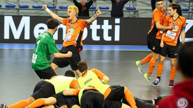 under 19 orange futsal semifinale coppa italia