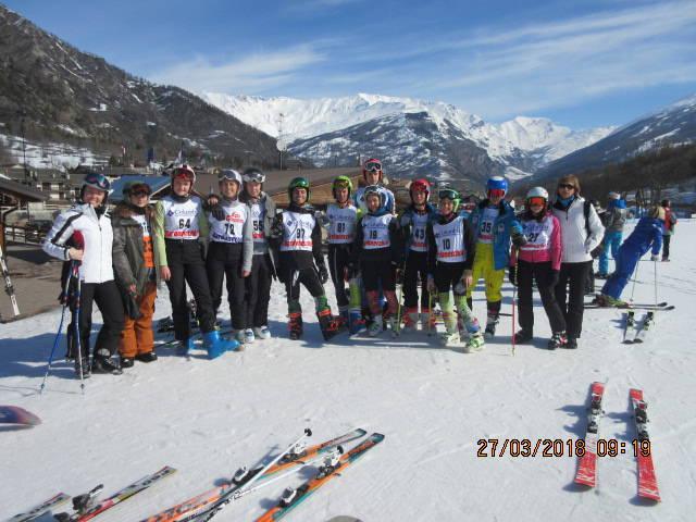 Campionati Studenteschi Regionali Sport Invernali