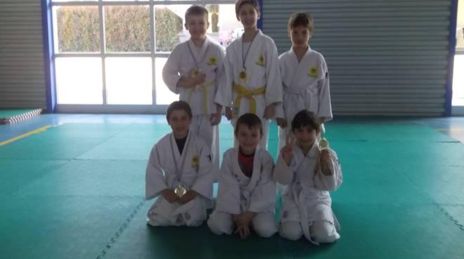 preagonisti scuola judo shobukai