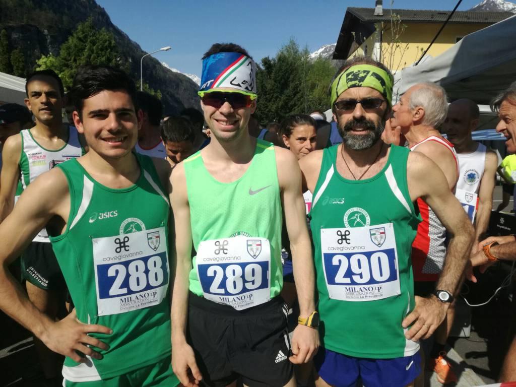 Vittorio Alfieri alla 7a StraAsino