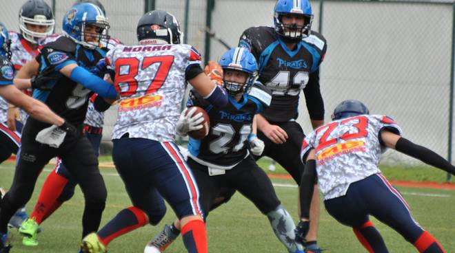 Football americano  Alfieri Pirates
