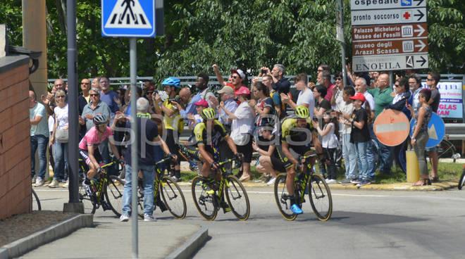 Giro d'Italia 2018 ad Asti