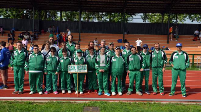 "Mem. ""Giorgio De Alexandris"" - Campionato Regionale Atletica Leggera Atleti disabili"