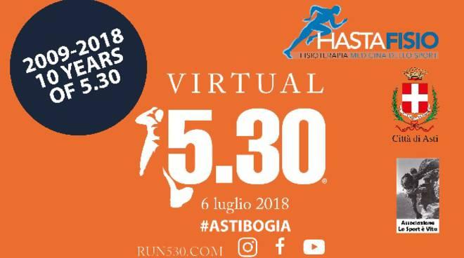 run 5.30