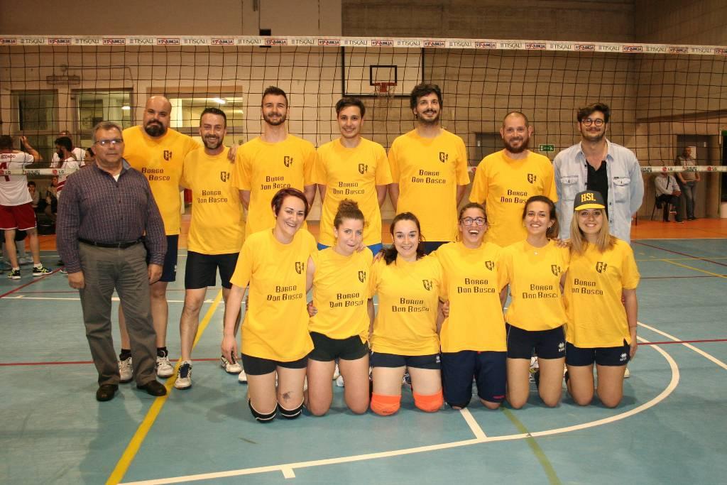 Torneo dei Borghi di Volley 2018
