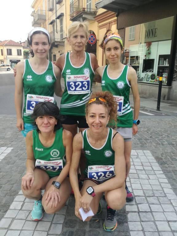 Campionati Italiani Corsa in Montagna Saluzzo - Vittorio Alfieri