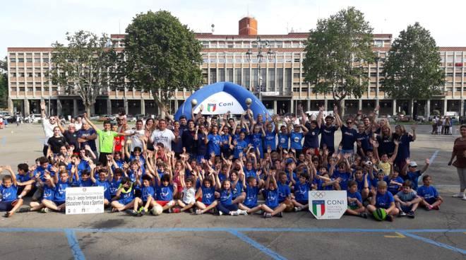 Giornata Nazionale dello Sport 2018  Asti
