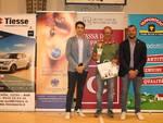 Premiazioni torneo dei borghi di basket 2018