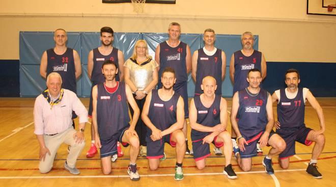 san marzanotto Torneo Borghi di Basket 2018