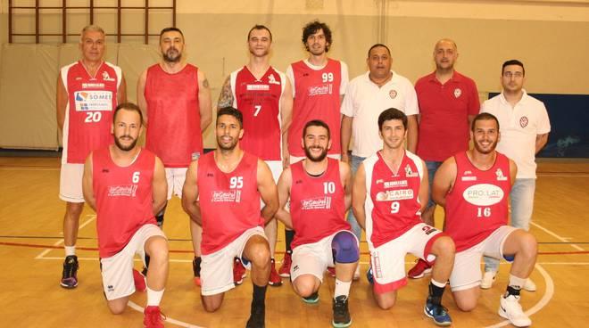 san secondo Torneo Borghi di Basket 2018
