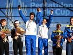 sotero deluca podio coppa del mondo staffetta mista 2018