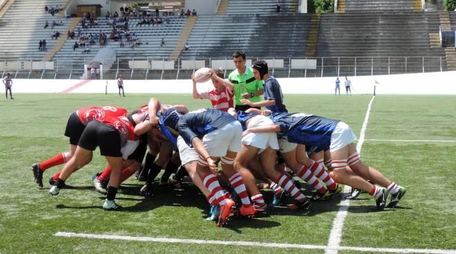 under 16 cus genova monferrato rugby 03062018