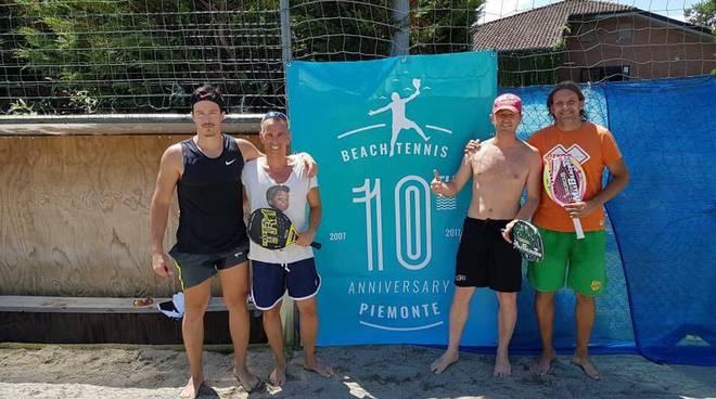 gruppo beach tennis 22072018