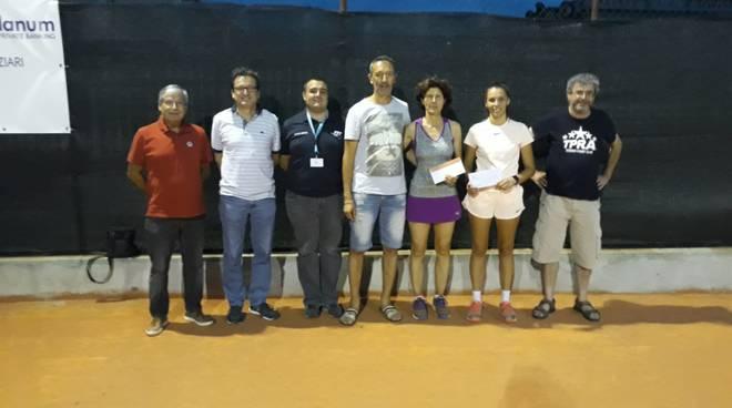 premiazione torneo castiati 2018 tennis