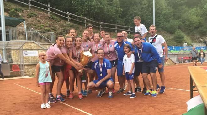 tigliolese campione d'Italia 2018