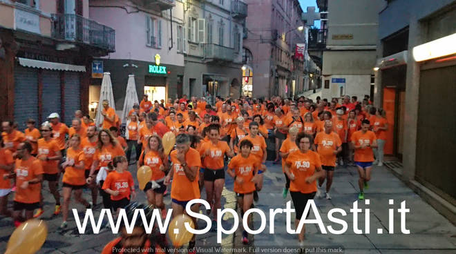 Virtual Run 5.30 Asti 2018