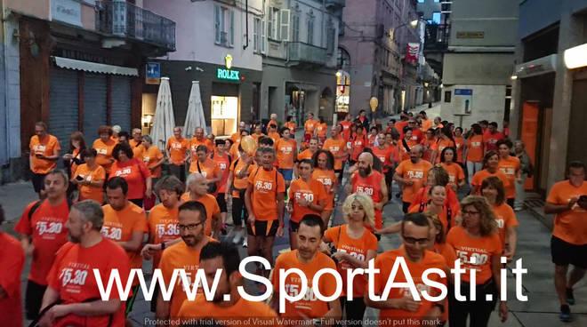 Virtual Run 5.30 Asti 2018