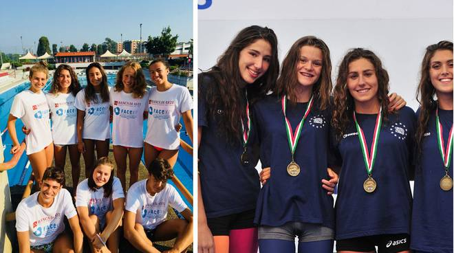 asti nuoto italiani categoria 2018