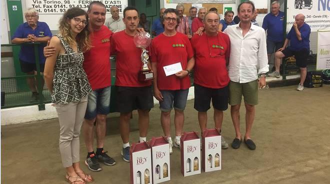 san martino vince trofeo citta san damiano bocce 2018