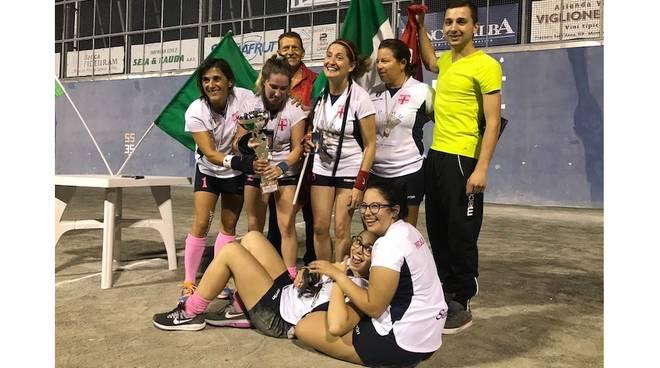 albese campione italia femminile 2018