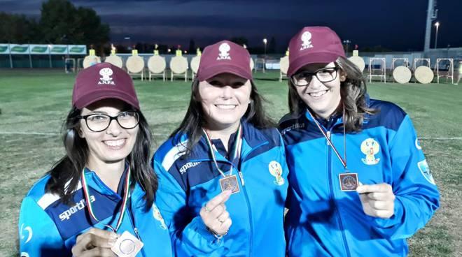 bajno francesca bronzo italiani 2018
