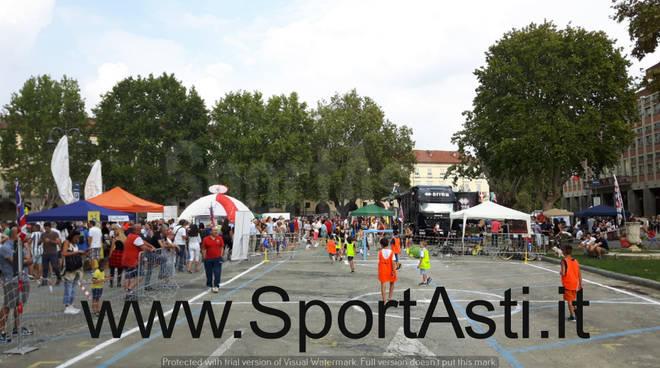 Sport in Piazza 2018