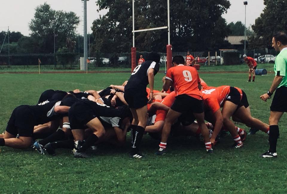 Under 18 Monferrato Rugby-Monza
