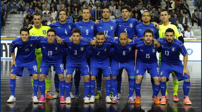 nazionale italiana futsal
