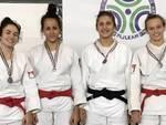 ottavia musso podio a squadre italiani cadetti 2018