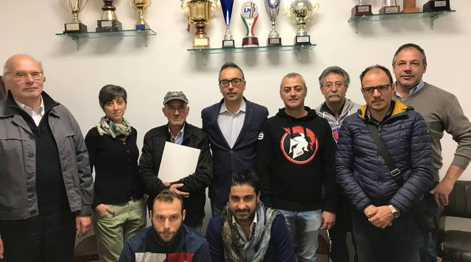 sorteggio coppa piemonte seconda e terza categoria