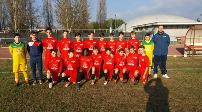 formazione 2005 Mezzaluna calcio
