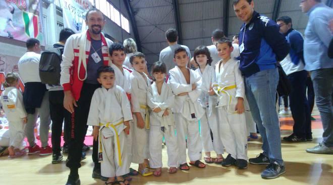 judo club asti memorial balladelli 2018