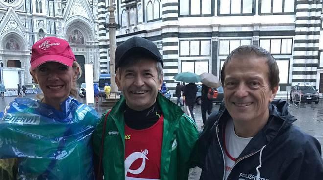 maratona firenze bancari 2018