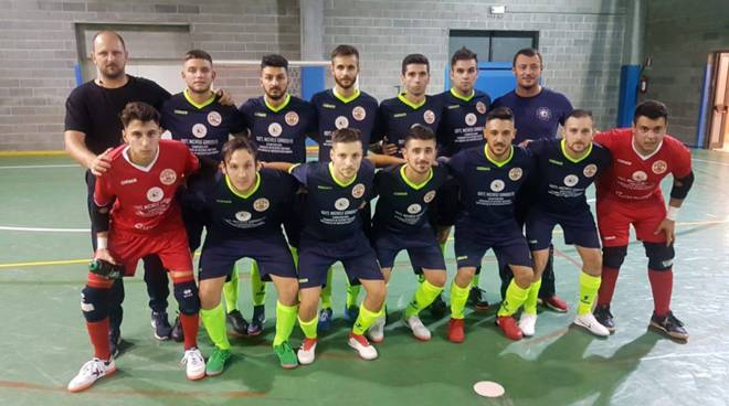 monferrato calcio a 5 2018/19