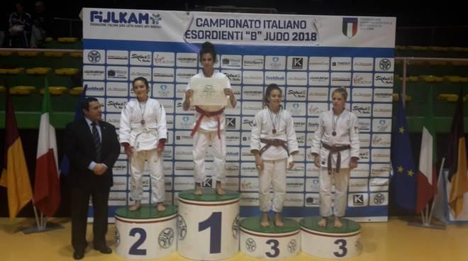 annalisa cavagna campionessa italiana esordienti B